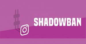 shadowban instagram 300x155 - شادوبن